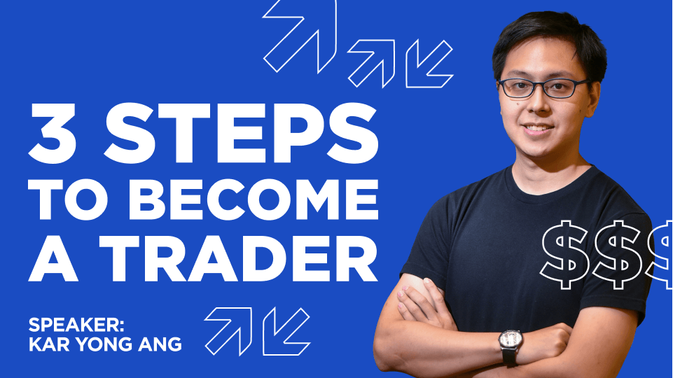 [ENGLISH] Webinar - Three steps to make a fresh start and become a trader