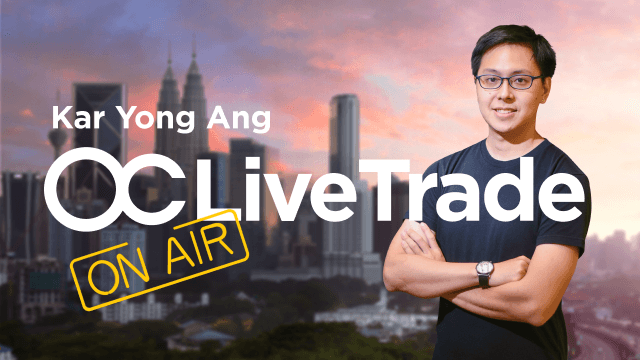 Live trading sessions in English