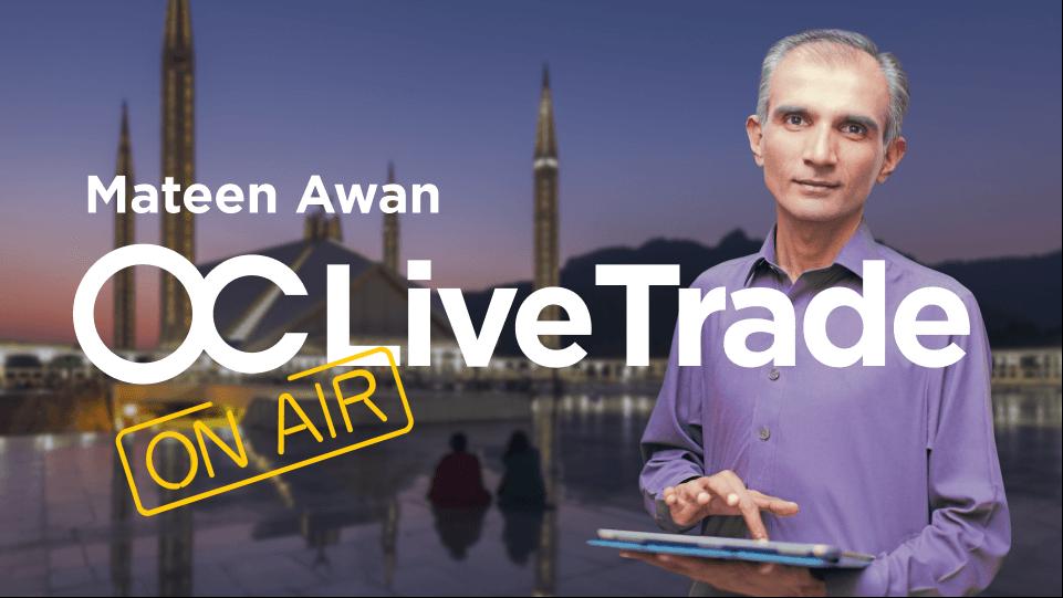 [URDU] Live Trading Session 5  -  Mateen Awan