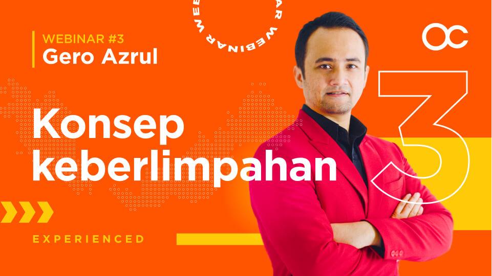 [BAHASA MELAYU] Webinar 3 - Konsep keberlimpahan | Gero Azrul Forex