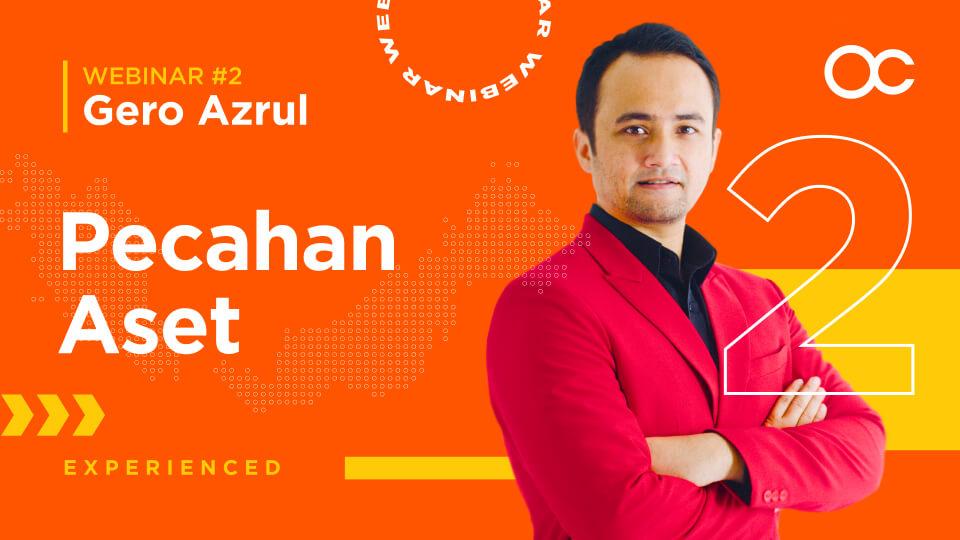 [BAHASA MELAYU] Webinar 2 - Pecahan Aset | Gero Azrul Forex