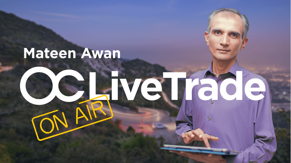 [URDU] Live Trading Session 7  -  Mateen Awan