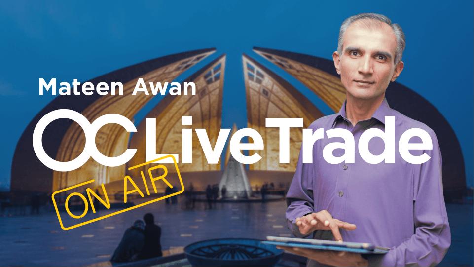 [URDU] Live Trading Session 6 (Analysis)  -  Mateen Awan